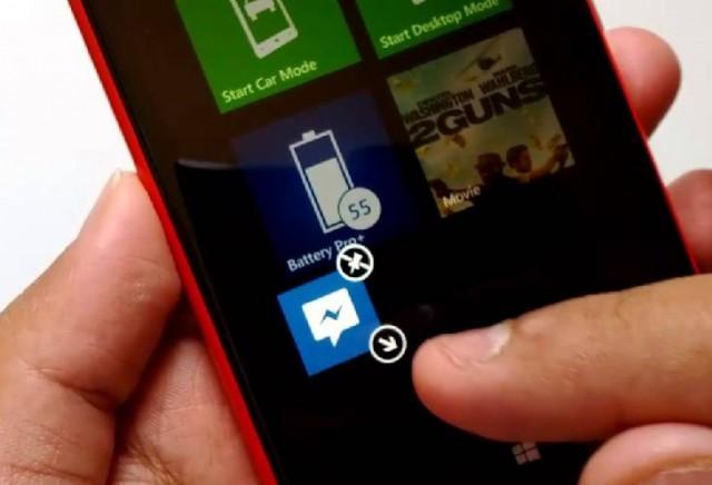 Facebook-WindowsPhone