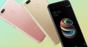Xiaomi Mi 5x Launched With Dual Rear Cameras